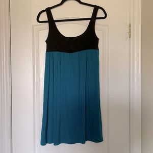 Two-tone Summer Dress